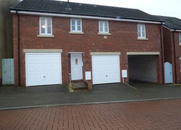 Thumbnail 1 bed flat for sale in Clos Yr Ywen, Coity, Bridgend.
