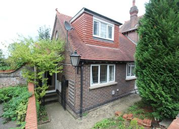 Thumbnail 1 bed end terrace house for sale in Downs Road, Luton