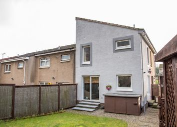 Thumbnail 1 bed end terrace house for sale in Rowan Crescent, Falkirk