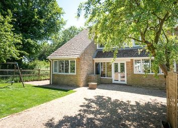Thumbnail 4 bed detached house for sale in Upper Chute, Andover, Wiltshire