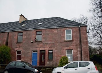 Thumbnail 3 bed maisonette for sale in Hill Street, Alloa