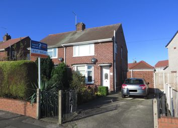 Thumbnail 3 bed semi-detached house for sale in Leamington Drive, Nottinghamshire