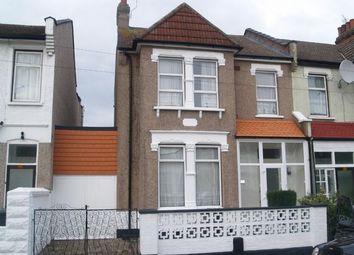 Thumbnail 3 bed end terrace house to rent in Boundary Road, London