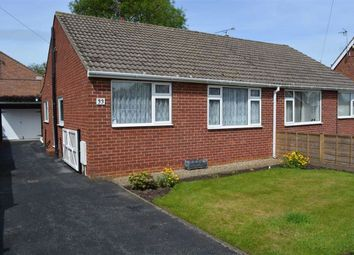 Thumbnail 2 bed semi-detached bungalow for sale in Orchard Drive, Hambleton