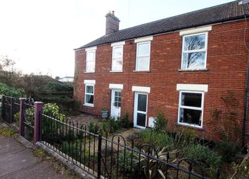 Thumbnail 3 bedroom terraced house for sale in London Road, Wymondham