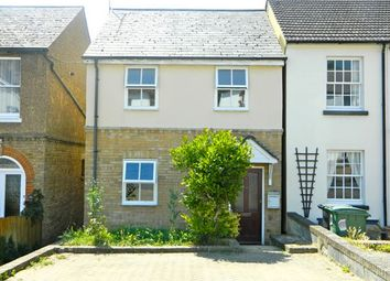 Thumbnail 3 bed detached house to rent in Lower Fant Road, Maidstone