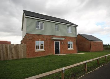 Thumbnail 4 bed detached house to rent in Parkside View, Backworth, Newcastle Upon Tyne