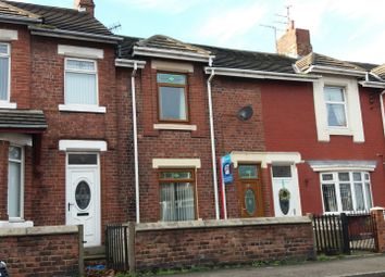 Thumbnail 4 bed terraced house for sale in East View, Horden, Durham