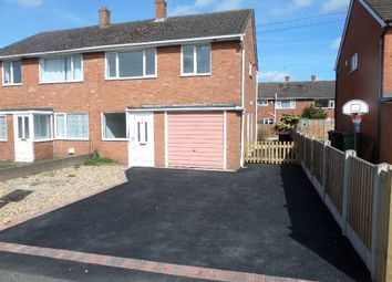 Thumbnail 3 bedroom semi-detached house to rent in Copperfield Drive, Muxton, Telford