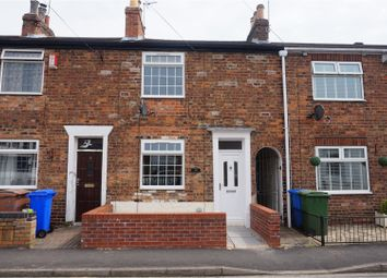Thumbnail 3 bedroom terraced house for sale in Norwood Far Grove, Beverley