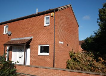 Thumbnail 3 bed end terrace house for sale in Yarwell Square, Camphill, Northampton