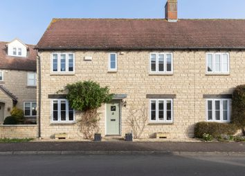 Thumbnail 3 bed semi-detached house to rent in Hawthorn Drive, Bradwell Village, Burford