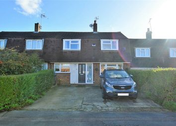 Thumbnail 3 bed terraced house for sale in Coppice Close, Hatfield, Hertfordshire