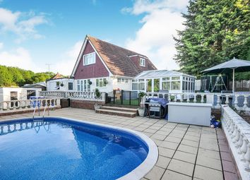 Thumbnail 4 bed detached house for sale in London Road, West Kingsdown, Sevenoaks, Kent