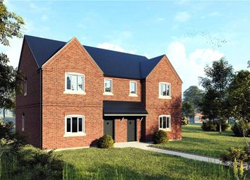 Thumbnail 3 bed semi-detached house for sale in Plot 14, Grainfields, Digby, Lincoln