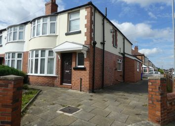 Thumbnail 5 bed semi-detached house to rent in Alan Road, Withington, Manchester