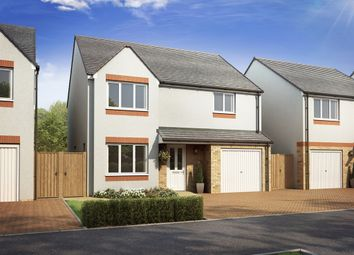 "Thumbnail 4 bed detached house for sale in ""The Balerno "" at Lanton Road, Falkirk"
