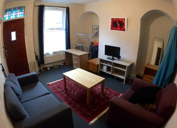 Thumbnail 2 bedroom terraced house to rent in Thornville Grove, Hyde Park, Leeds
