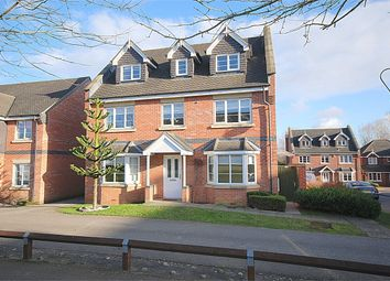 Thumbnail 5 bed detached house for sale in Bluebell Rise, Grange Park, Northampton