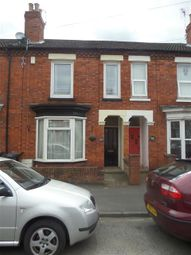 Thumbnail 3 bed terraced house to rent in Vernon Street, Lincoln