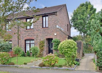 Thumbnail 3 bed semi-detached house for sale in New Place Road, Pulborough, West Sussex