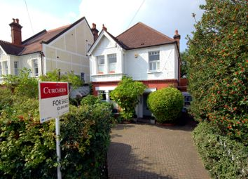 Thumbnail 5 bed detached house for sale in Presburg Road, New Malden