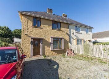3 bed semi-detached house for sale in Hawkstone Road, Pembroke Dock SA72