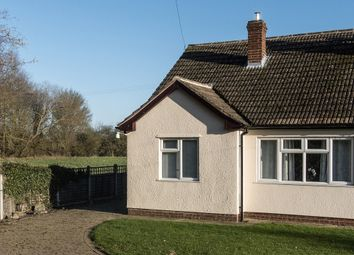 Thumbnail 1 bed bungalow to rent in North Lane, Marks Tey, Coleford, Essex
