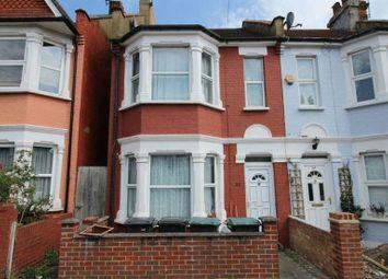 Thumbnail 3 bed flat to rent in Dunbar Road, London