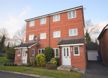 Thumbnail 4 bed semi-detached house for sale in Alyn Road, Gwersyllt, Wrexham