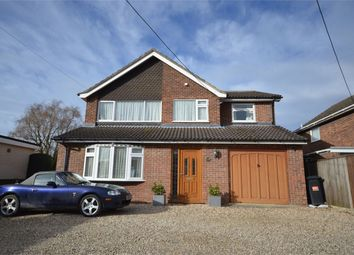 Thumbnail 4 bed detached house for sale in Stoke Road, Poringland, Norwich