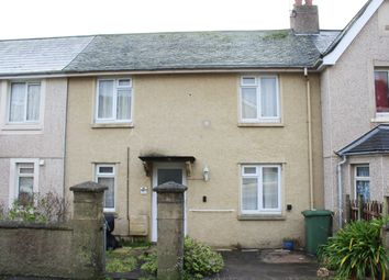 Thumbnail 2 bed terraced house for sale in Trevean Road, Penzance