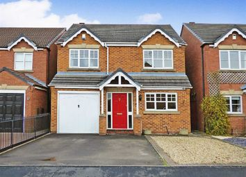 Thumbnail 4 bed detached house for sale in Fremantle Drive, Cannock, Staffordshire