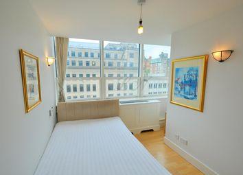 Thumbnail 3 bed flat to rent in Marylebone Road, Marylebone
