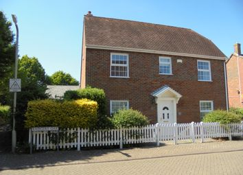 Thumbnail 4 bed detached house to rent in Badgers Oak, Ashford, Kent