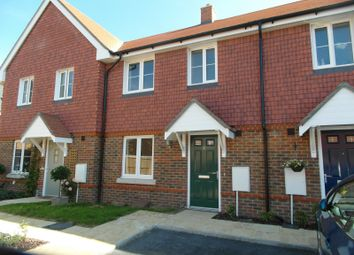 Thumbnail 3 bedroom terraced house to rent in Cobham Field, Five Ash Down, Uckfield