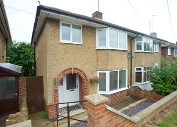 Thumbnail 3 bed semi-detached house for sale in Fairway, Northampton