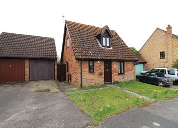 Thumbnail 1 bed cottage for sale in Stockton Close, Hadleigh, Ipswich, Suffolk