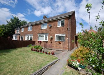 Thumbnail Semi-detached house for sale in Springwell Avenue, Jarrow
