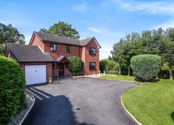 Thumbnail 4 bed detached house for sale in Crossgates, Llandrindod Wells