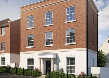"""Thumbnail 5 bed detached house for sale in """"The Exbourne"""" at Haye Road, Sherford, Plymouth"""