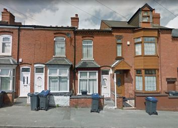 Thumbnail 1 bed terraced house to rent in Avondale Road, Birmingham