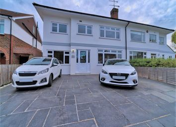 Thumbnail 5 bed semi-detached house for sale in Lavington Road, Broadwater, Worthing