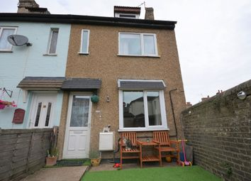 Thumbnail 3 bedroom end terrace house for sale in Clement Square, Lowestoft