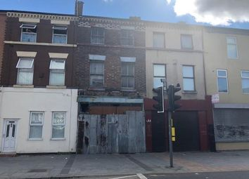 Thumbnail Terraced house for sale in Mill Street, Toxteth, Liverpool