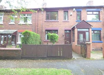 Thumbnail 2 bed terraced house for sale in Wolverton Avenue, Oldham, Greater Manchester