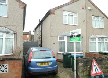 Thumbnail 4 bedroom shared accommodation to rent in Botoner Road, Coventry.