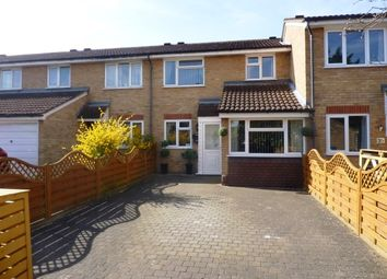 Thumbnail 3 bed terraced house for sale in Ranyard Close, Chessington