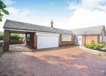 Thumbnail 4 bedroom bungalow for sale in Carr Brow, High Lane, Stockport, Cheshire
