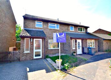 Thumbnail 3 bedroom semi-detached house for sale in Melford Way, Felixstowe, Suffolk